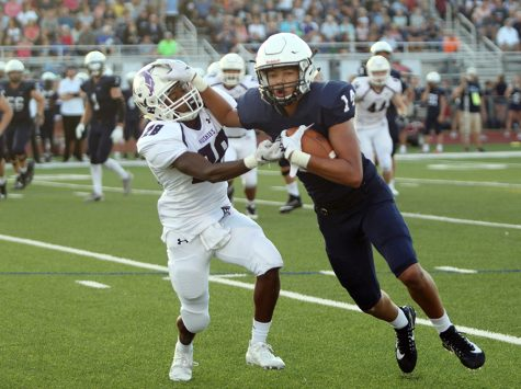BVNW football falls to 0-2 with 35-14 loss to Mill Valley