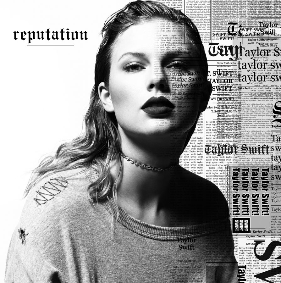 """Music album review: Taylor Swift's """"reputation"""""""