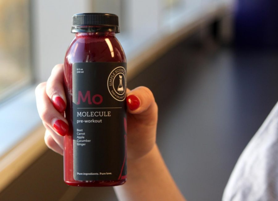 On Simple Sciences website, the company claims Molecule is formulated to support blood circulation, raise VO2 max and detoxify the liver.