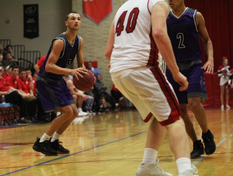Braun brothers' early success leads Huskies to 73-56 win over Ozark