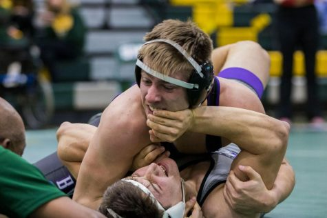 Wrestling team places second in invitational at Shawnee Mission South