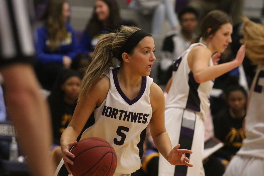 Along with senior forward Sarah Martin, senior guard Bridget Harrison led the Huskies to 10 unanswered points in the third quarter against the Stallions.