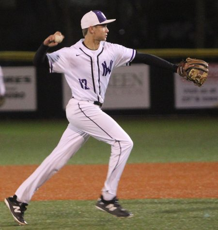 Extra inning rally gives Huskies 3-2 win over Cougars