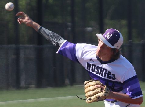Huskies come up short in 9-8 loss to Saints