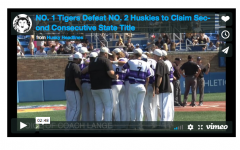 NO. 1 Tigers Defeat NO. 2 Huskies to Claim Second Consecutive State Title