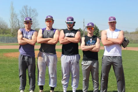 What varsity baseball player are you most like?