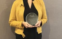 Monica Symes awarded Kansas School Psychologist of the Year