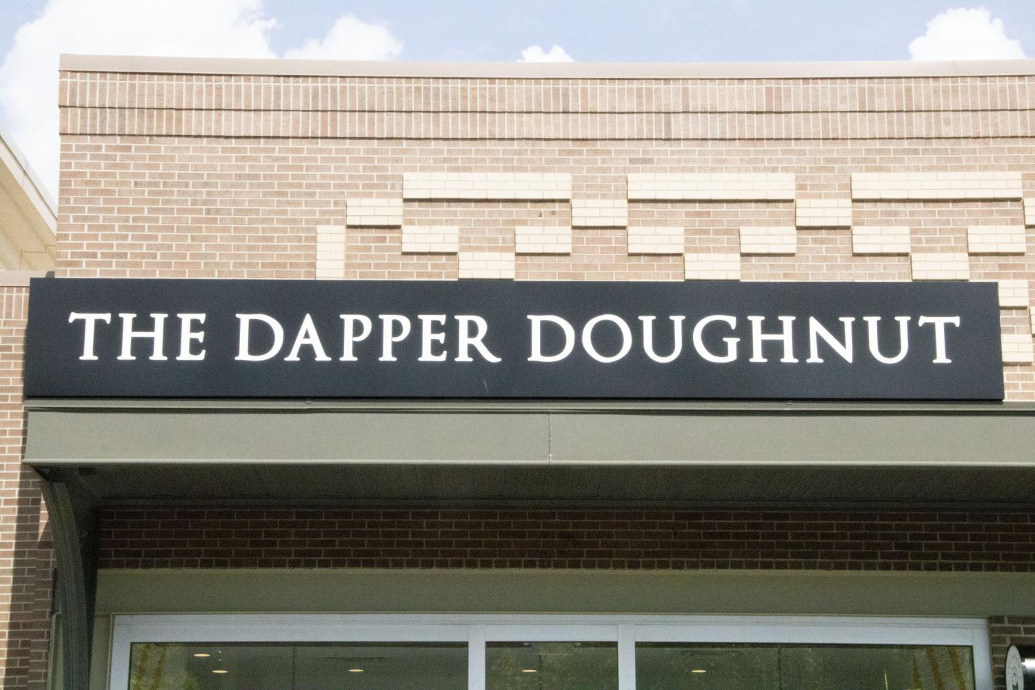 Dapper Doughnuts is located at 1811 Village W Pky, O-123 Kansas City, Kan. 66111.