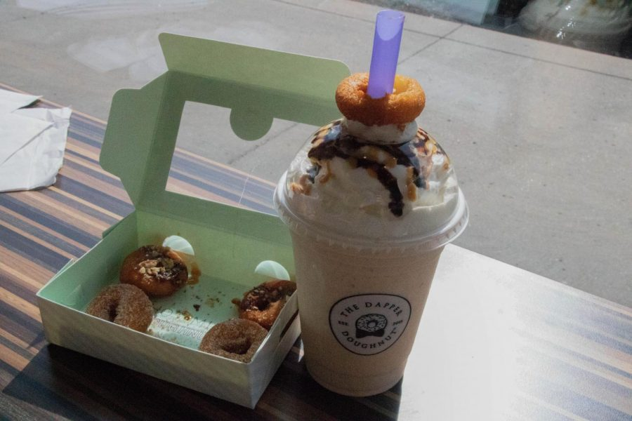 %22Turtle%22+and+%E2%80%9CCinnamon+Sugar%E2%80%9D+are+doughnuts+offered+at+Dapper+Doughnuts%2C+as+well+as+the+%E2%80%9CPeanut+Butter+Chocolate+Milkshake.%22