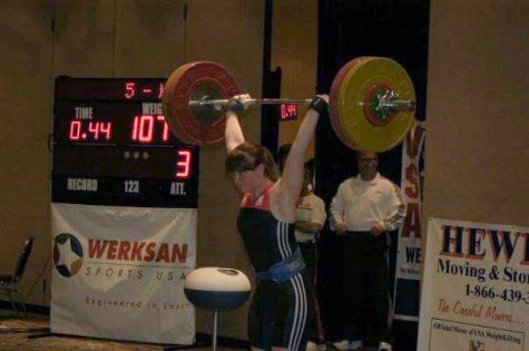 Worldwide weightlifter