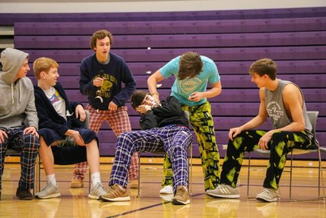 Gallery: Pajama Day