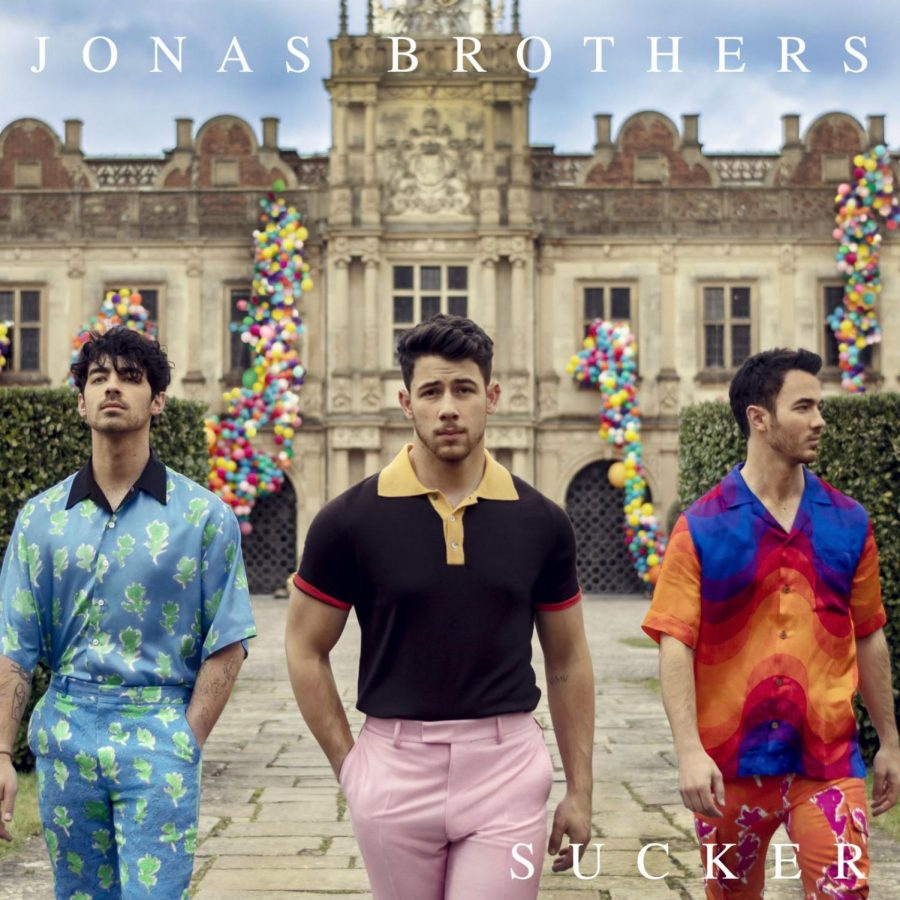 "f5372af41b3 Music single review: Jonas Brothers' ""Sucker"" – BVNWnews"