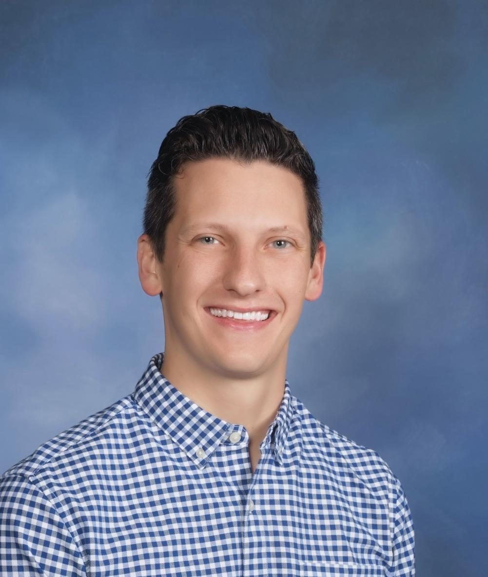 Current Pleasant Ridge Middle School assistant principal Andrew Addington is set to take over the activities director position following the 2018-19 school year.