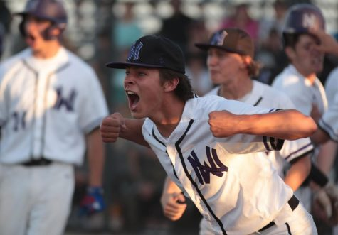 No. 1 Blue Valley ends No. 2 Blue Valley Northwest championship hopes, wins back-to-back titles