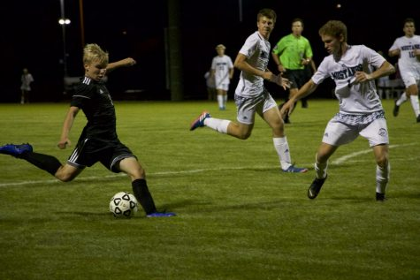 Huskies defeat the Mustangs, for the fourth year in a row, 1-0