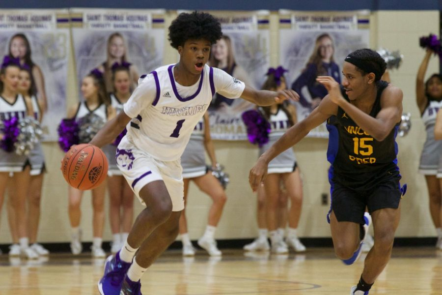 Mason makes his BVNW debut in a blowout victory against Lincoln Prep