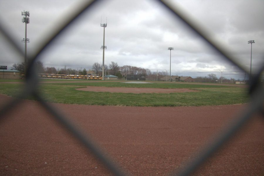 Spring sports season canceled