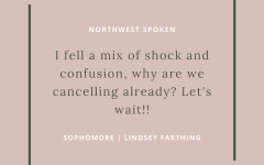 Northwest reacts