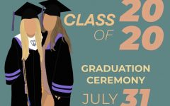 Graduation date set for Class of 2020