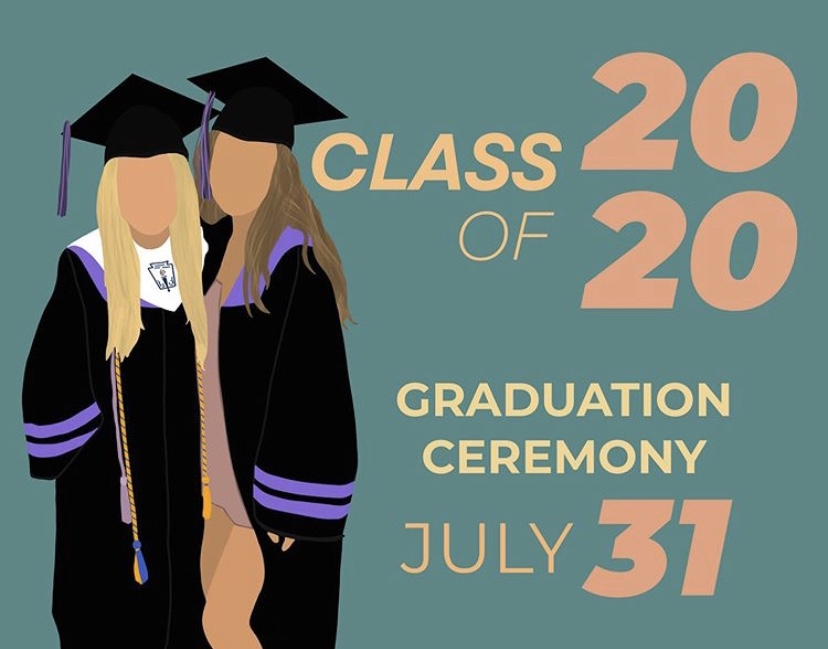 Graduation date set for Class of 2020