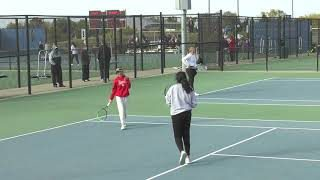 [STATE] Girls Tennis @ CBAC 10/16
