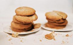 A fresh batch of Ethel's Sugar Cookies.