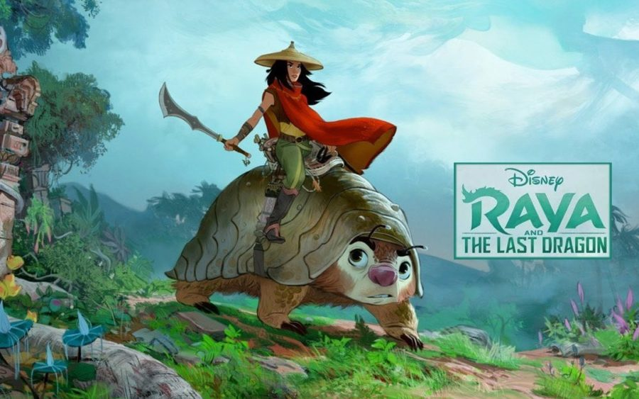 "Review: ""Raya and the Last Dragon"""