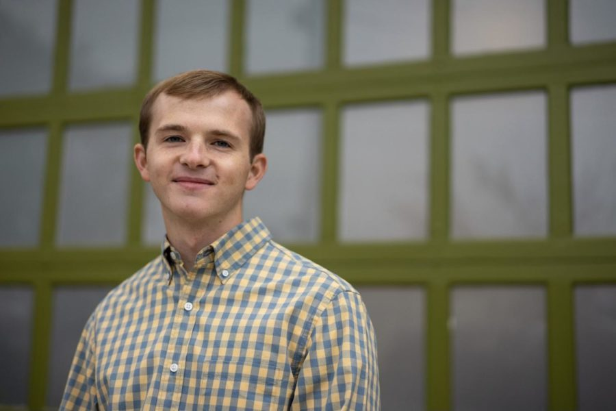 Senior Cameron Quick was recently accepted into the UMKC School of Medicine's B.A./M.D. program, which is a six year program that allows students to earn both a Bachelor of the Arts degree and a Doctor of Medicine degree.