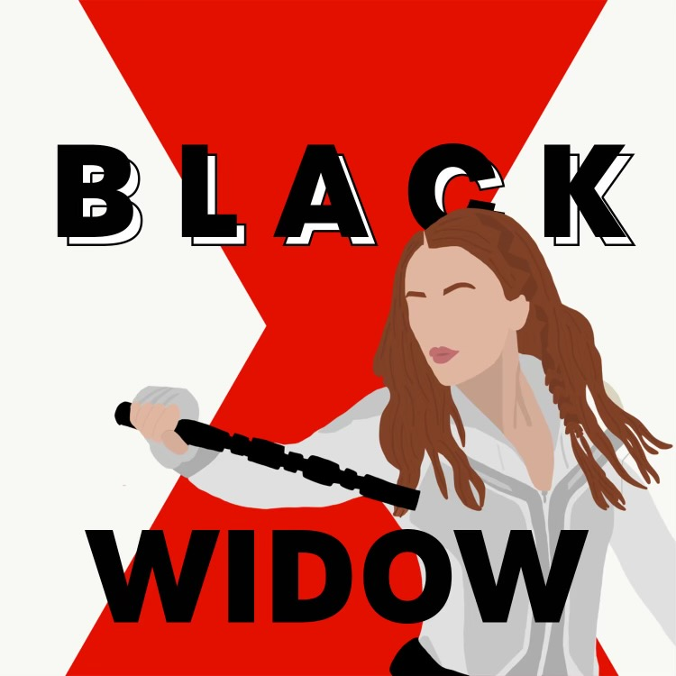 """""""Black Widow"""" is an average summer action movie with a mediocre story"""