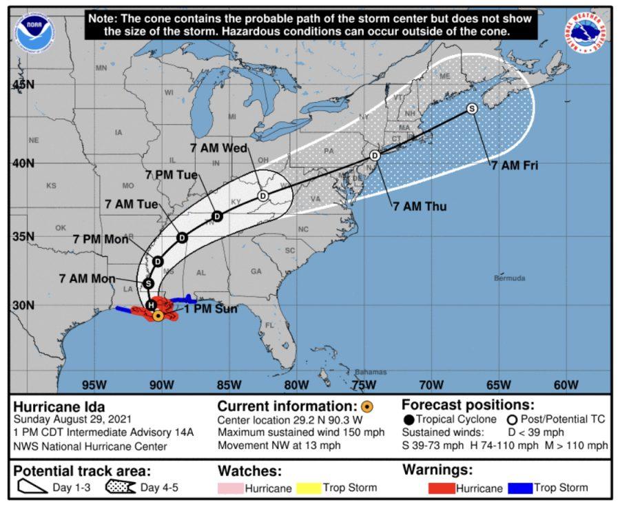 Northwest Alumni voluntarily evacuates New Orleans