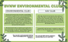 Environmental clubs at Northwest